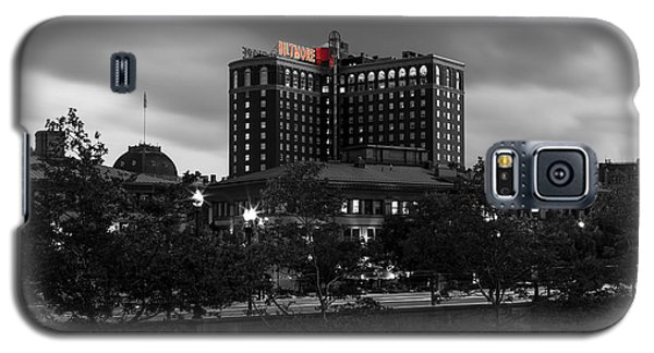 Galaxy S5 Case featuring the photograph Providence Biltmore by Andrew Pacheco