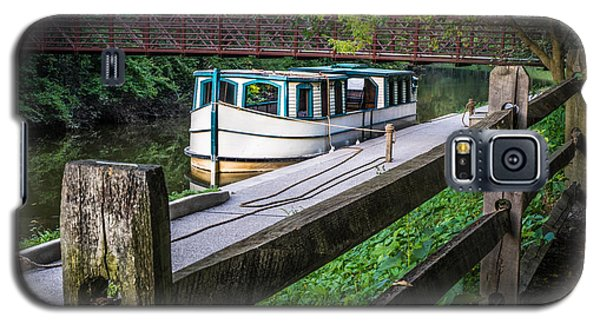 Providence Metropark Erie Canal  Galaxy S5 Case