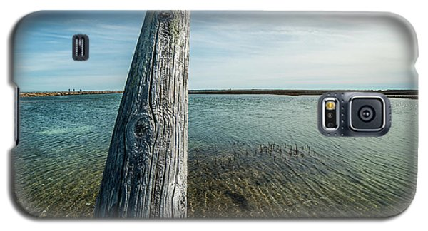 Provincetown Breakwater #2 Galaxy S5 Case