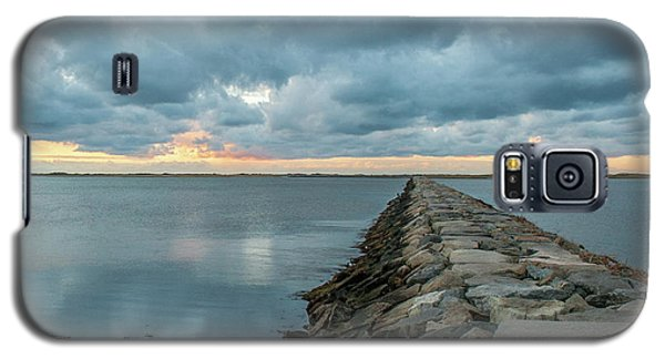 Provincetown Breakwater #3 Galaxy S5 Case