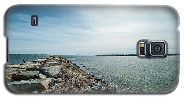 Provincetown Breakwater Galaxy S5 Case
