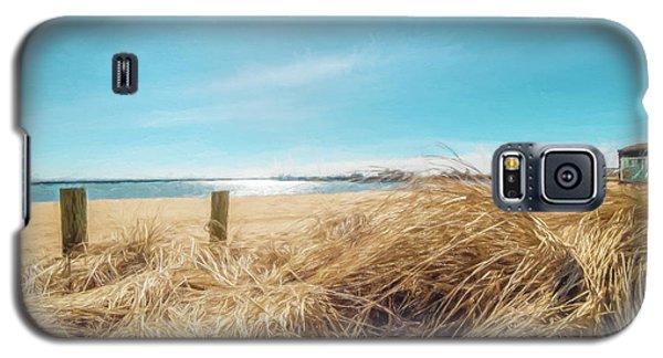Provincetown Harbor Galaxy S5 Case