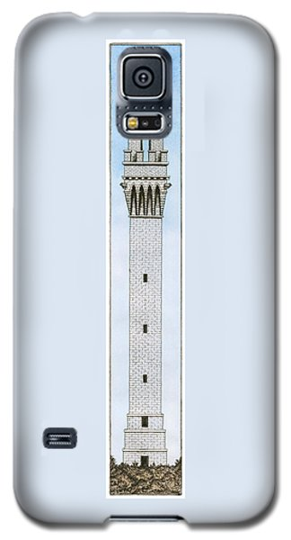 Provincetown Pilgrim Monument Galaxy S5 Case