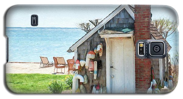 Provincetown Shed Galaxy S5 Case