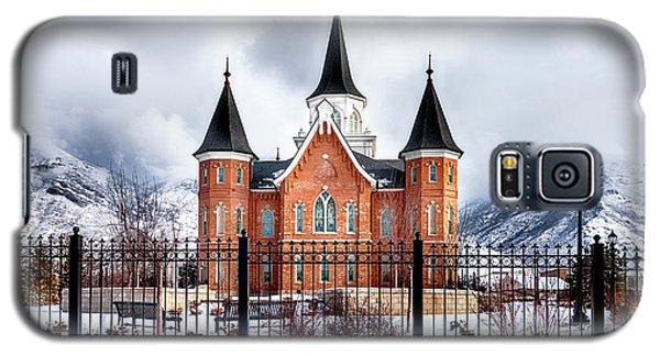 Provo City Center Temple Lds Large Canvas Art, Canvas Print, Large Art, Large Wall Decor, Home Decor Galaxy S5 Case