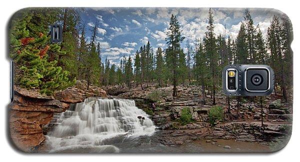 Provo River Falls Galaxy S5 Case