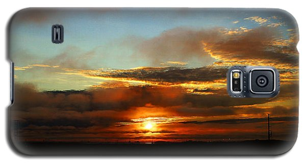 Prudhoe Bay Sunset Galaxy S5 Case