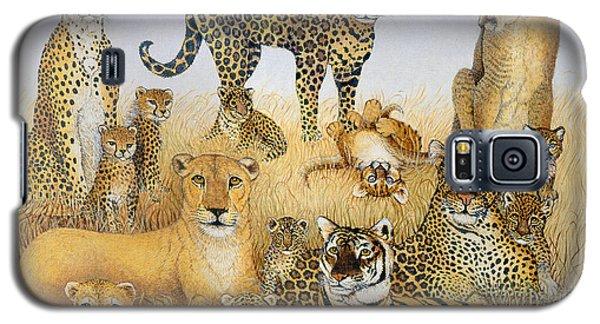 The Big Cats Galaxy S5 Case by Pat Scott