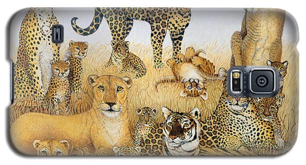 The Big Cats Galaxy S5 Case