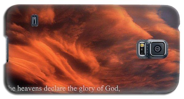 Psalm 19-1 Galaxy S5 Case
