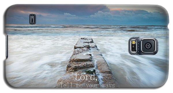 Psalm 25 4 Galaxy S5 Case