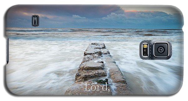 Psalm 25 4 Galaxy S5 Case