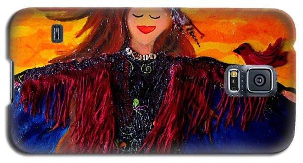Psalm 31 Verse 7 Galaxy S5 Case by Laura  Grisham