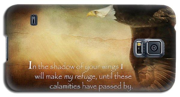 Psalm 57 Galaxy S5 Case