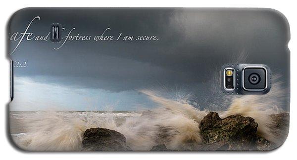 Psalm 62 2 Galaxy S5 Case