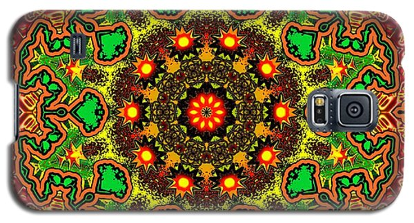 Psych Galaxy S5 Case