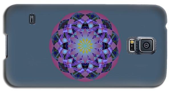 Psychedelic Mandala 006 A Galaxy S5 Case