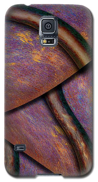 Galaxy S5 Case featuring the photograph Psychedelic Pi by Paul Wear