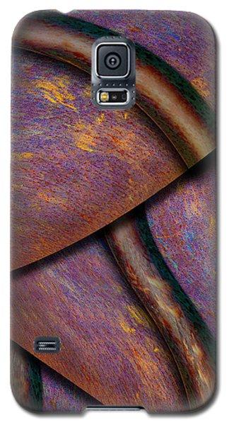 Psychedelic Pi Galaxy S5 Case