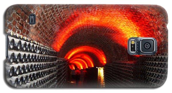 Psychedelic Wine Cellar Galaxy S5 Case