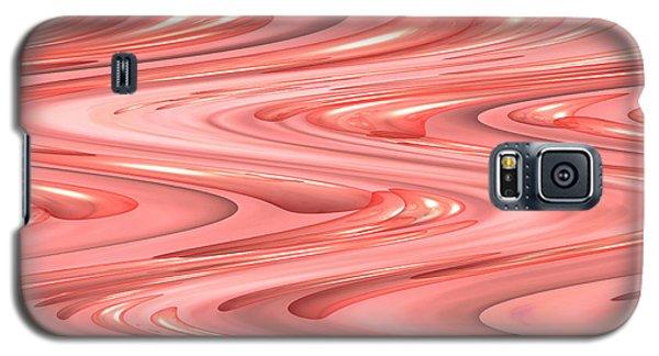 Psychedelic Zigzag Galaxy S5 Case