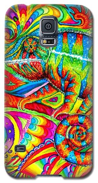 Psychedelizard Galaxy S5 Case
