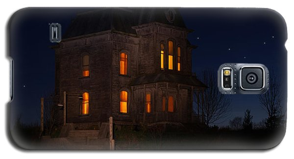 Psycho House-bates Motel Galaxy S5 Case
