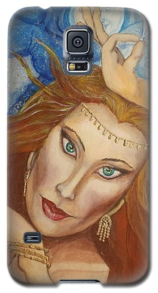 Ptraci Dancing On The Disc Galaxy S5 Case