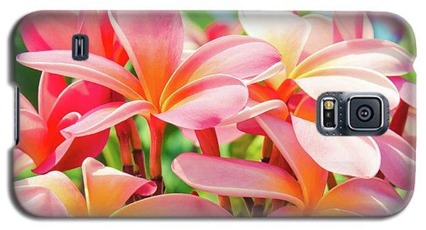 Pua Melia Ke Aloha Maui Galaxy S5 Case