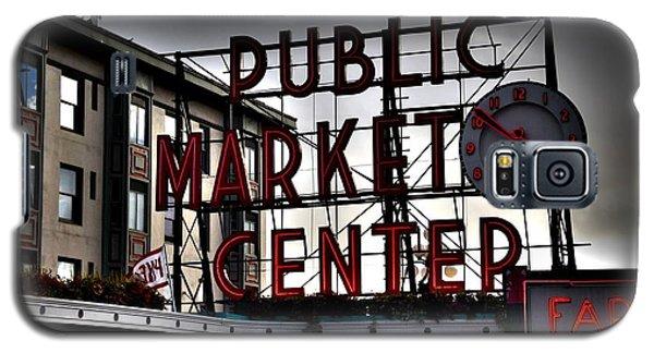 Public Market Center Galaxy S5 Case by Janice Spivey