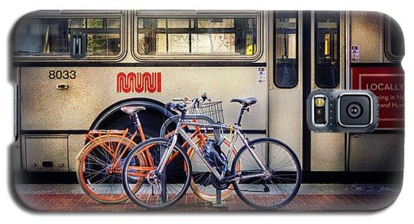 Public Tier Bicycles Galaxy S5 Case