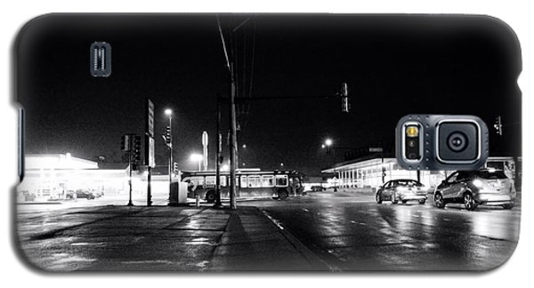 Galaxy S5 Case featuring the photograph Public Transportation by Jeanette O'Toole