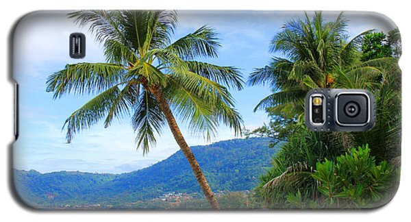 Phuket Patong Beach Galaxy S5 Case