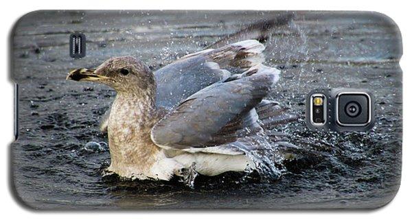 Puddle Bath Galaxy S5 Case