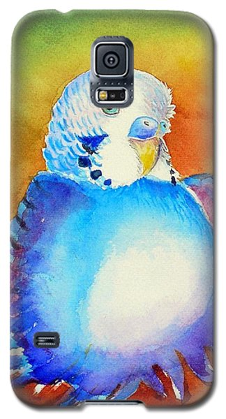 Pudgy Budgie Galaxy S5 Case