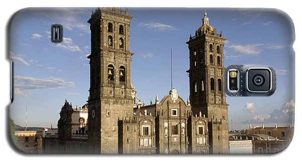 Puebla Cathedral Horizontal Mexico Galaxy S5 Case