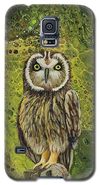 Pueo  Galaxy S5 Case