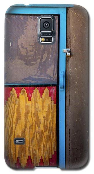Puerta Con Chiles Galaxy S5 Case