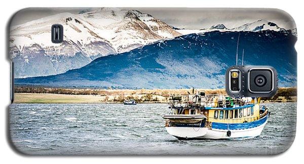 Puerto Natales Patagonia Chile Galaxy S5 Case