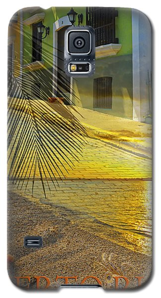 Puerto Rico Collage 3 Galaxy S5 Case