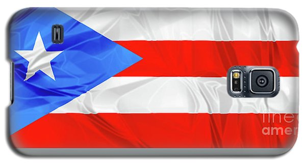 Puerto Rico Flag Galaxy S5 Case