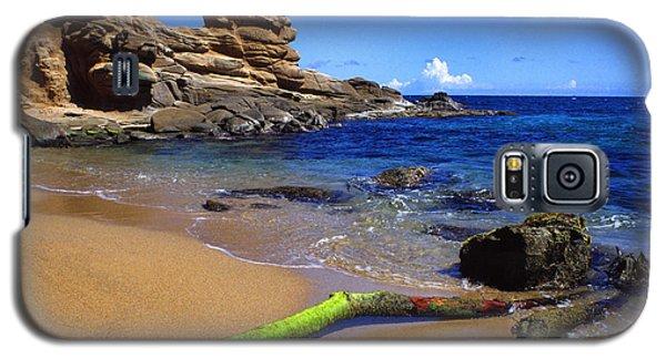 Puerto Rico Toro Point Galaxy S5 Case