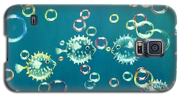 Puffed Up With Pride Galaxy S5 Case