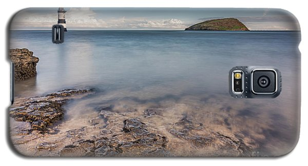 Puffin Island Lighthouse  Galaxy S5 Case