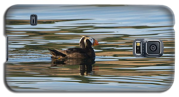 Puffin Reflected Galaxy S5 Case