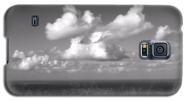 Puffy Clouds Galaxy S5 Case by Patricia Strand