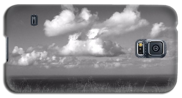 Puffy Clouds Galaxy S5 Case