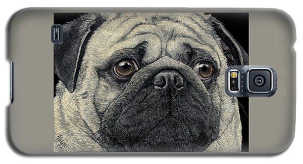Pugshot Galaxy S5 Case