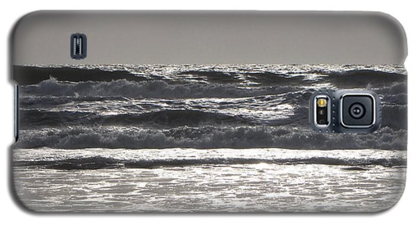 Galaxy S5 Case featuring the photograph Puissance Oceane by Marc Philippe Joly