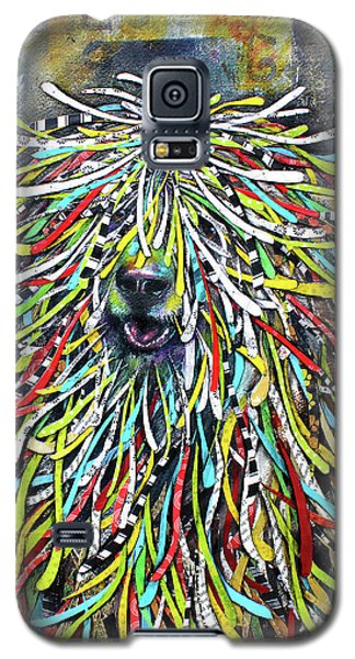 Hungarian Sheepdog Galaxy S5 Case